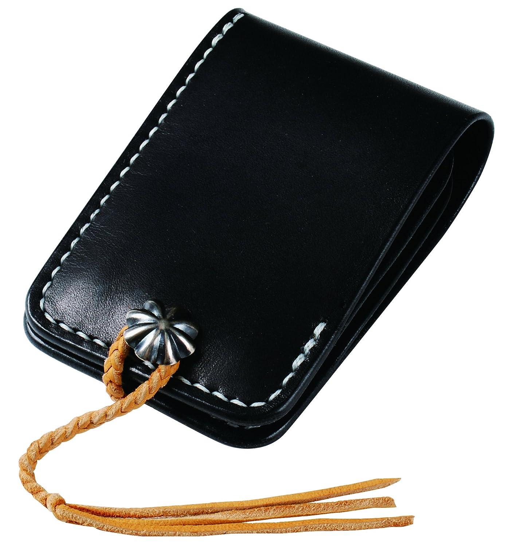 Kraft kit de cuero taller de cuero de entrada de la tarjeta de negocios negro 34169-02