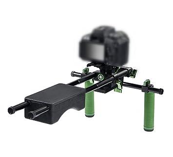 IMORDEN IR-04 Cámara hombro soporte para cámara réflex digital y ...