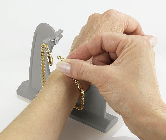 Wenko Rheumatism Dressing Aid For Bracelets / Jewellery Helper / Fastener Holder PHeKBnR