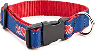 product image for NCAA Ole Miss Rebels Dog Collar, Team Color, Small