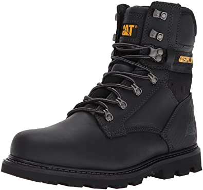 f27568e2ecb4 Caterpillar Men s Indiana 2.0   Black Industrial   Construction Shoe ...