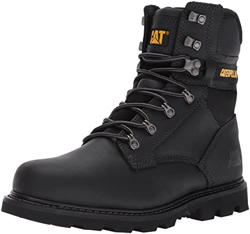 9db65cadf5e Caterpillar Men's Indiana 2.0 / Black Industrial & Construction Shoe
