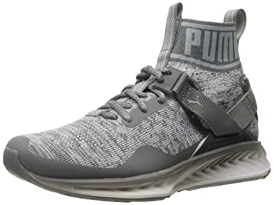 16e30ab1e263aa PUMA Men s Ignite Evoknit Fade Cross-Trainer Shoe
