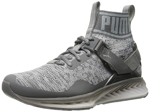 93ae1fbd65a61f Puma Men s Ignite Evoknit Fade Cross-Trainer Shoe  Buy Online at Low ...