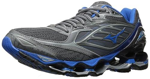 Mizuno Wave Prophecy 6 Men's Running Shoes WhiteSilverGold