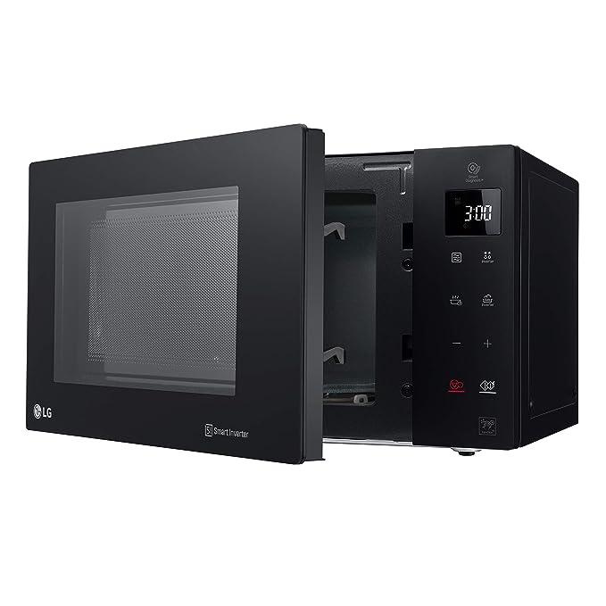 LG MH6535GIB Microondas Grill Smart Inverter Microondas 1000 W ...