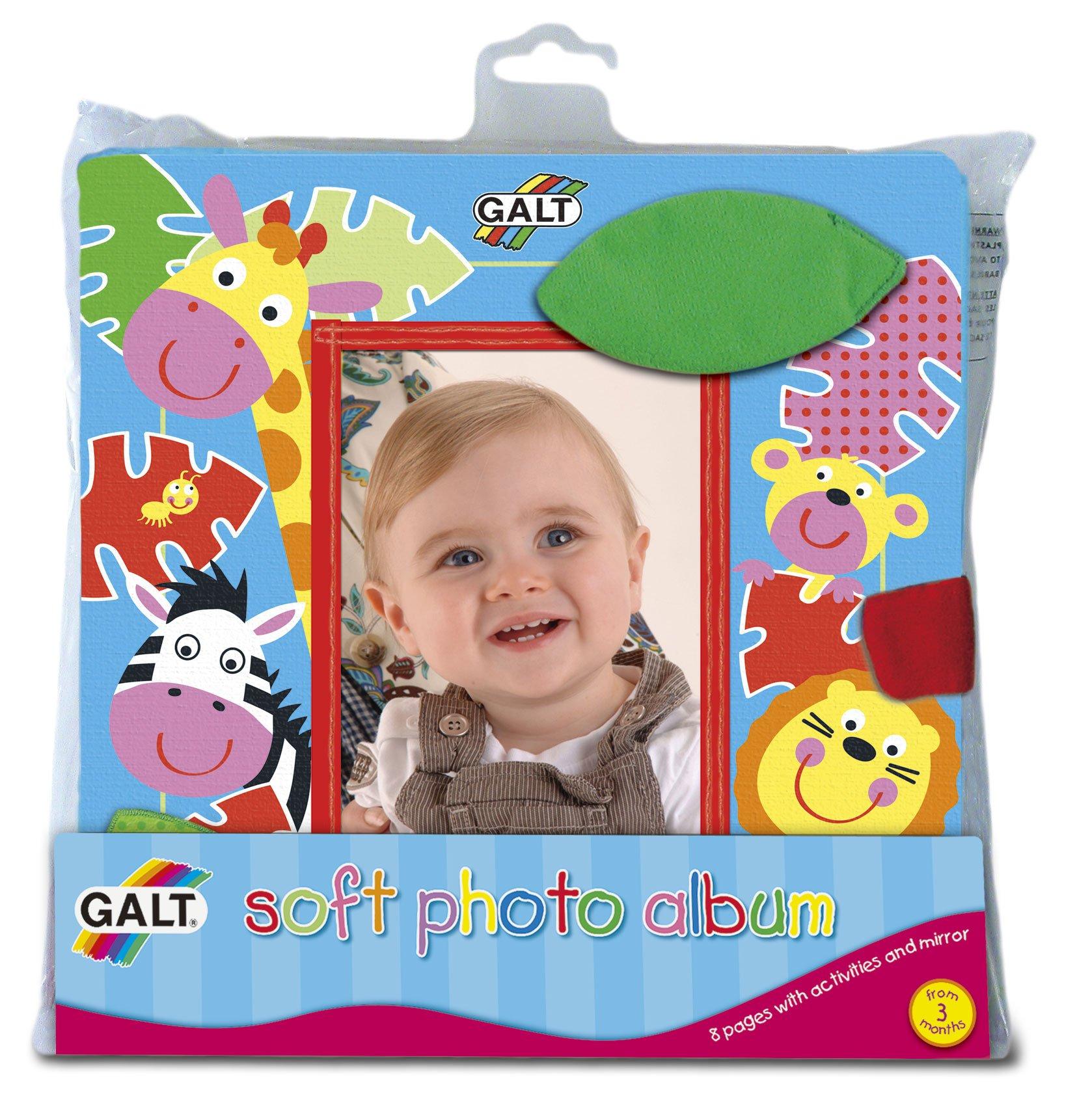 Galt Toys Soft Photo Album