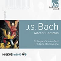 J.S. Bach: Advent Cantatas