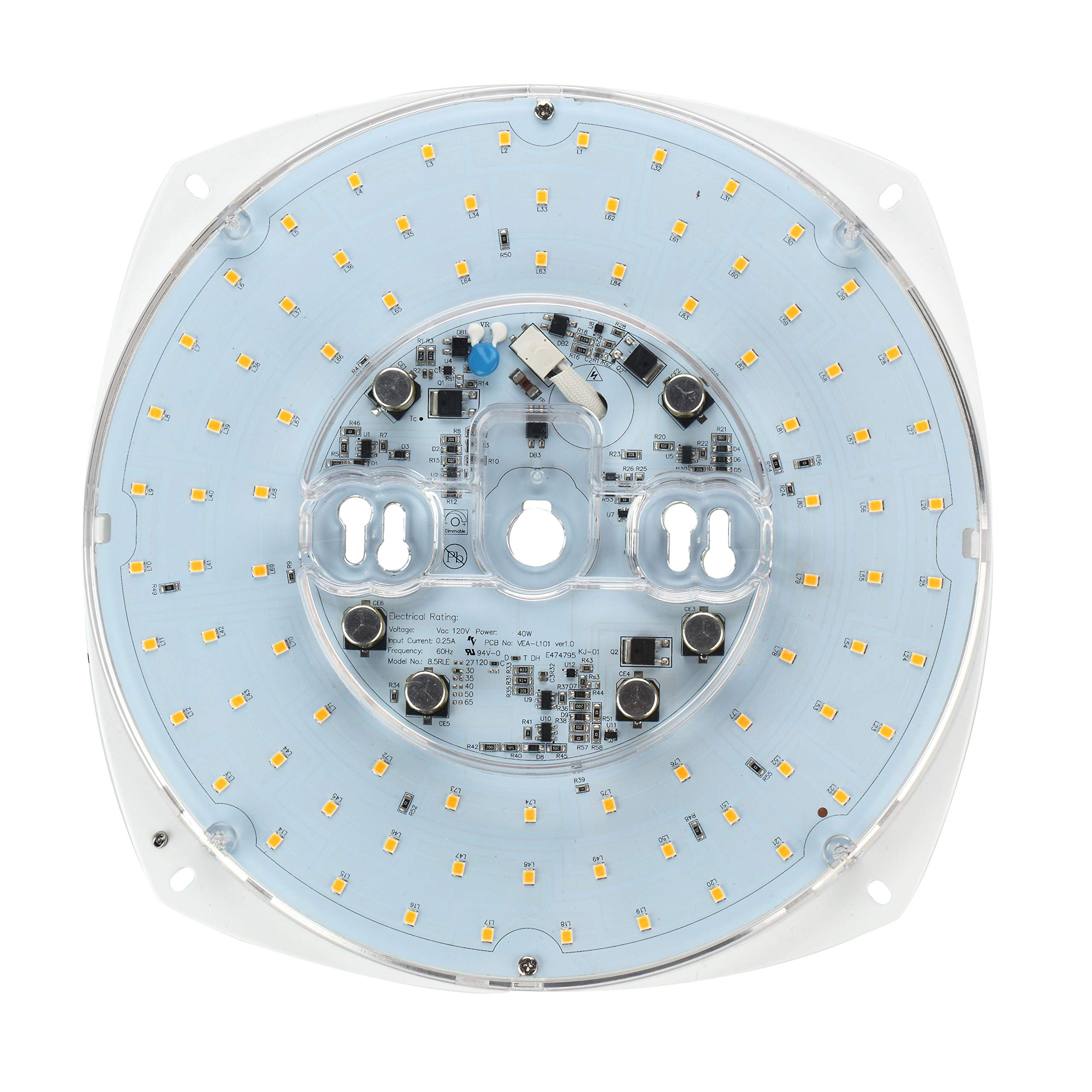 "Silverlite 8.5"" LED Retrofit Kit Light Engine for"