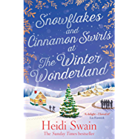 Snowflakes and Cinnamon Swirls at the Winter Wonderland (English Edition)
