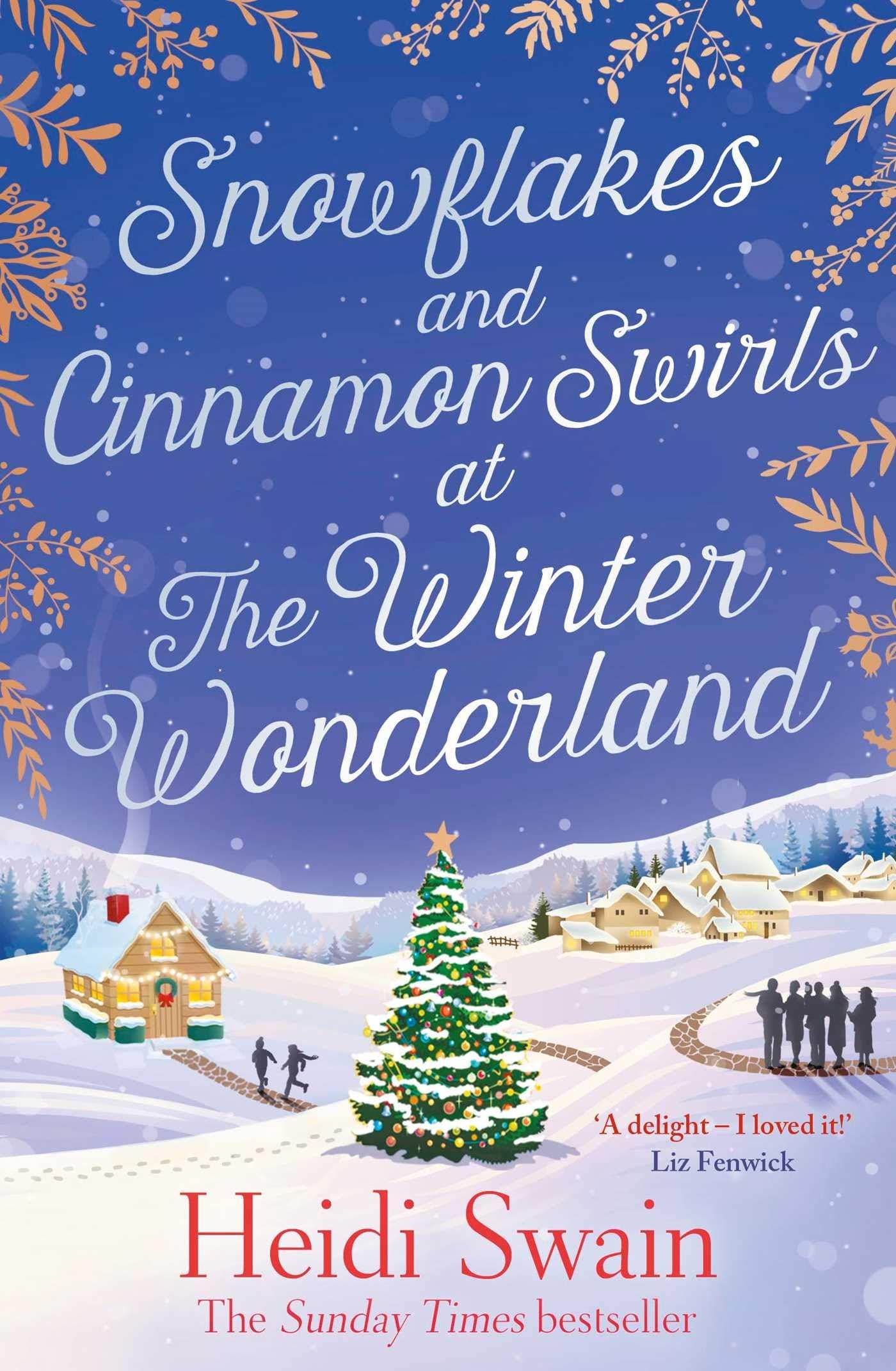 81a6e120624 Snowflakes and Cinnamon Swirls at the Winter Wonderland  Amazon.co ...