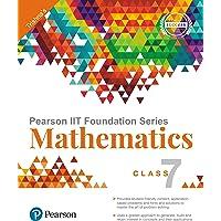 Pearson IIT Foundation Maths Class 7