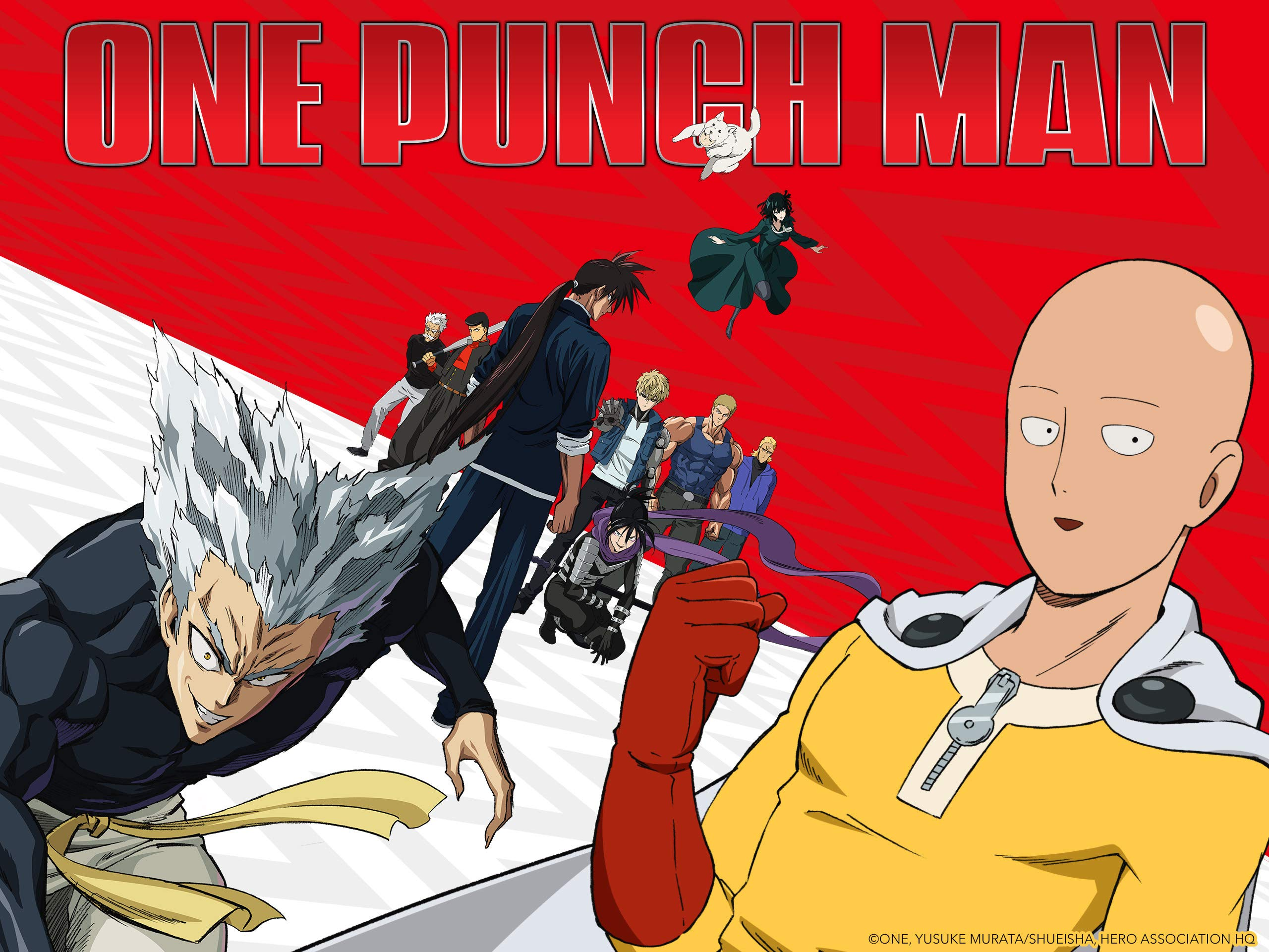 Dub english 1 man season 2 punch episode One Punch