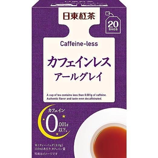 日東紅茶 カフェインレスアールグレイ