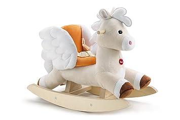 Cavallo A Dondolo Trudi Baby.Trudi 29711 Cavalcabile Baby