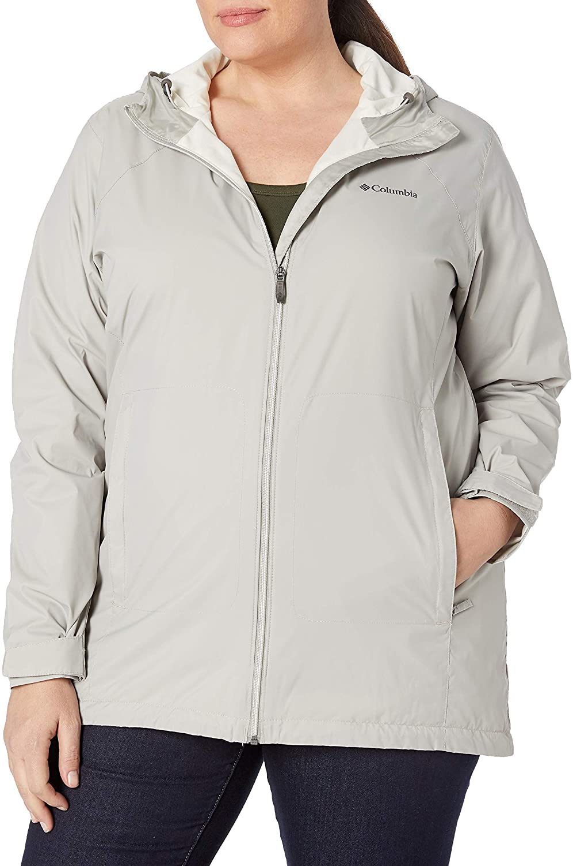 Columbia Women's Switchback Long Super-cheap Lined 1 year warranty Jacket