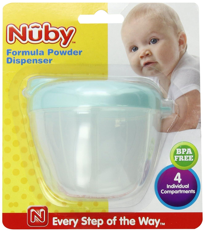 Nuby Formula Powder Dispenser, Colors May Vary 5340