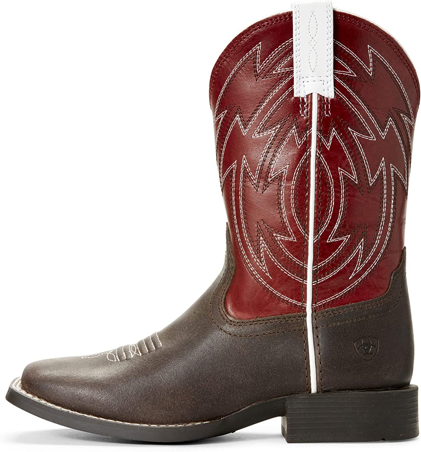 ARIAT Kids Crossdraw Western Boot