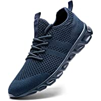 Zapatillas de Running para Hombre Casual Tenis Asfalto Zapatos Deporte Fitness Gym Correr Gimnasio Deportives…