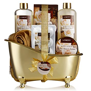Mothers Day Anniversary Birthday Thank You. Luxury Bath /& Gift Hamper