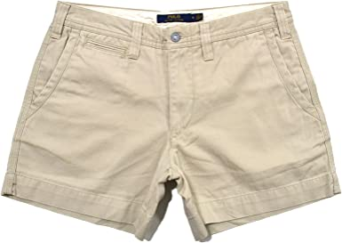 Amazon Com Ralph Lauren Polo Para Mujer Pantalones Cortos Chinos 10 Clothing