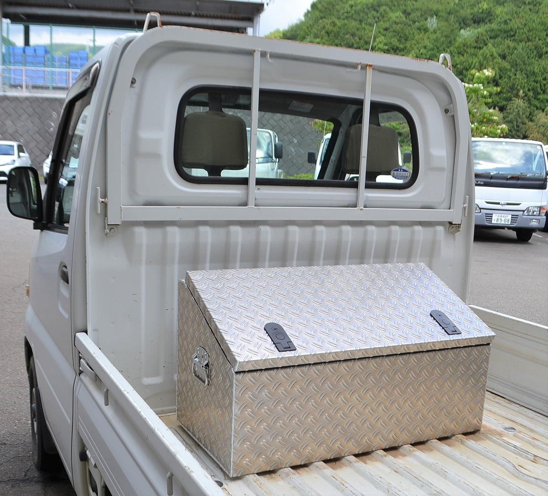 ハンドル式スロープ型アルミチェッカーボックス