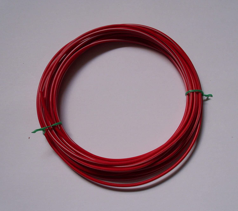 Fahrzeugleitung 2,5 mm² FLRY-B als Ring 10m orange Kabel Litze Auto KFZ