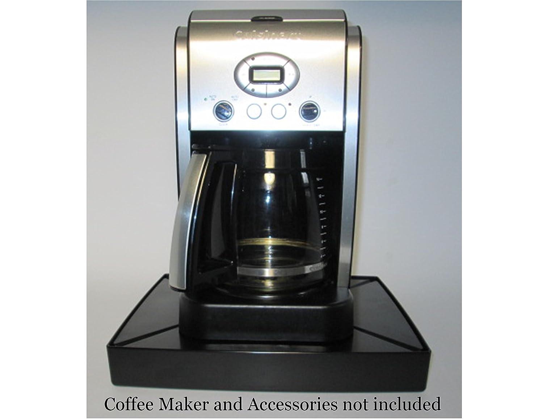 Justin Case Countertop Coffee Station Black Color