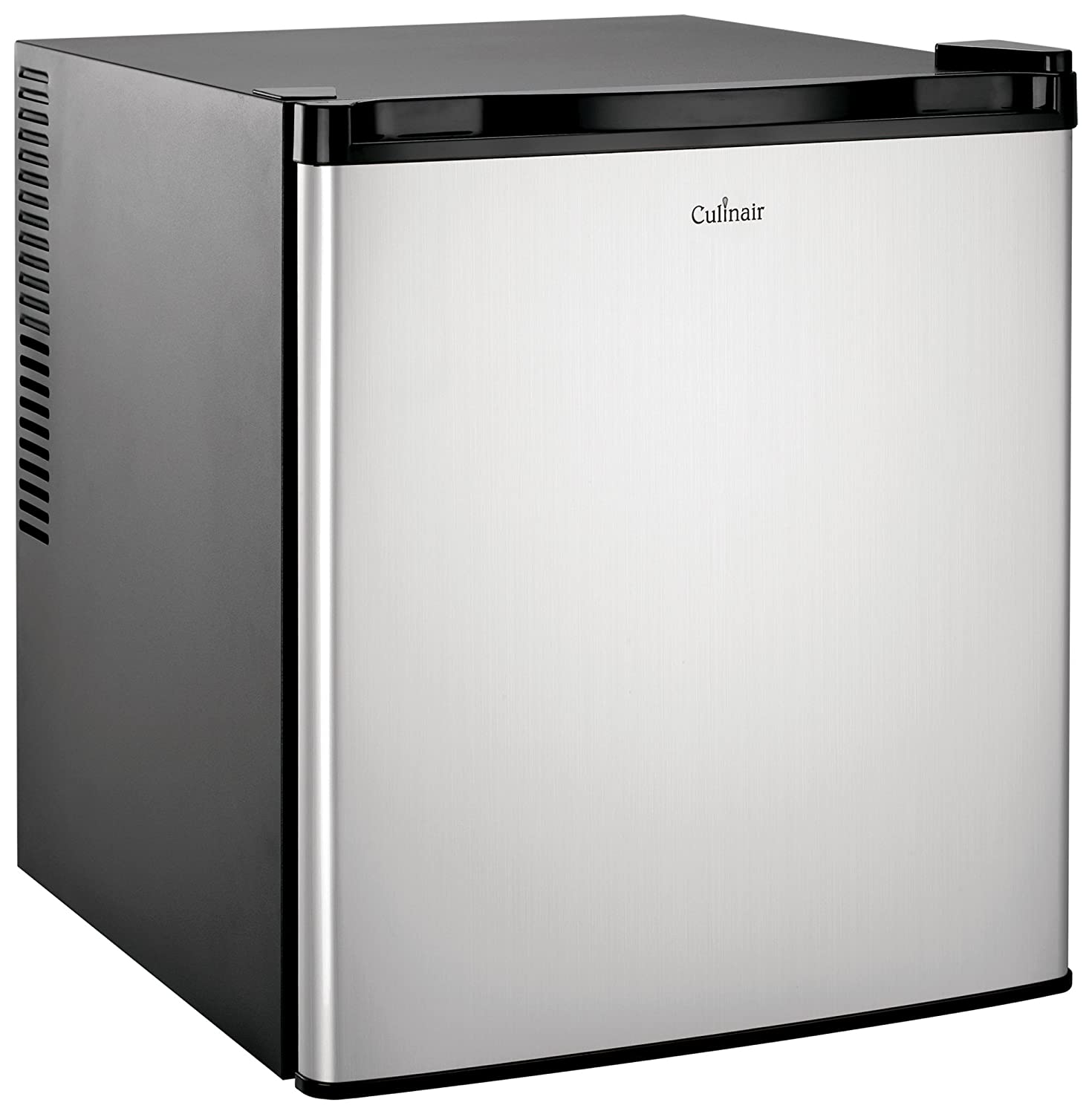Amazon com  Culinair Af100s 1 7 Cubic Foot Compact Refrigerator  Silver and  Black  Mini Fridge  Kitchen   Dining. Amazon com  Culinair Af100s 1 7 Cubic Foot Compact Refrigerator