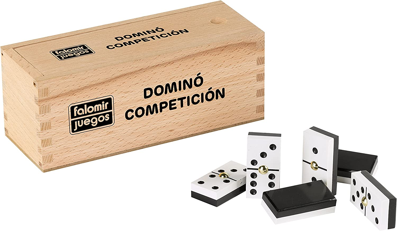 Falomir Dominó Competición, Juego de Mesa, Clásicos (27920 ...