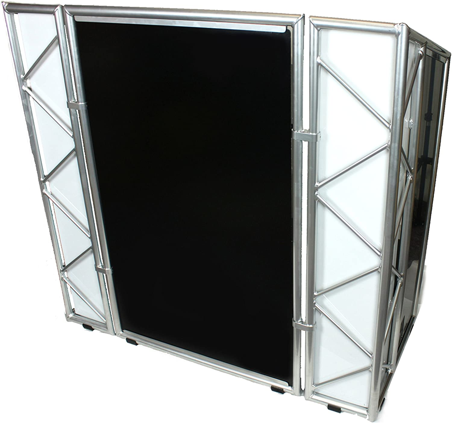 front facing Liteconsole Elite Portable DJ Booth