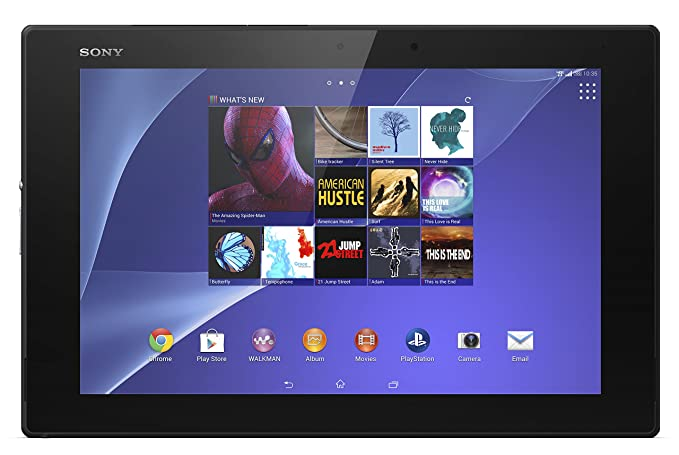 Peachy Sony Xperia Z2 4G Lte Tablet Black 10 1 Inch 32Gb Verizon Wireless Interior Design Ideas Grebswwsoteloinfo