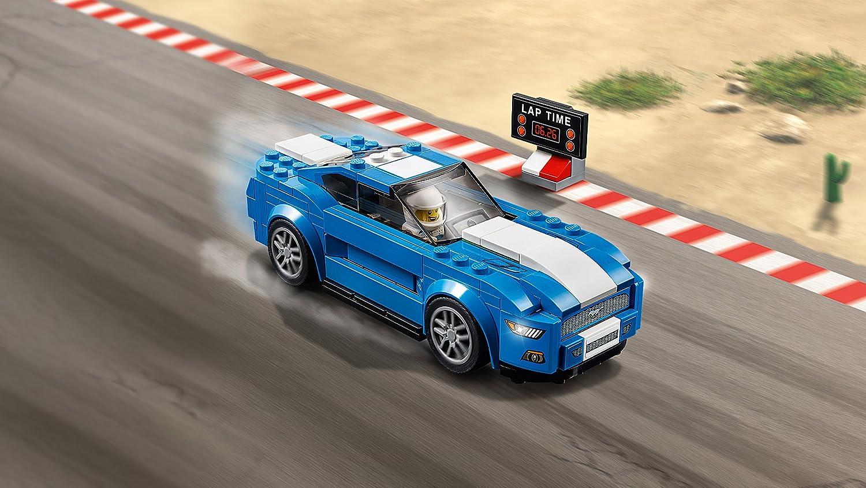 LEGO Speed Champions - Coche Ford Mustang GT (75871): Amazon.es: Juguetes y juegos