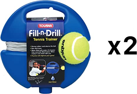 Tourna Fill n Drill Trainer Youth Tennis Practice Training Kids ...