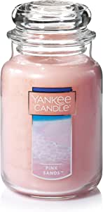 Yankee Candle Company Pink Sands Large Jar Candle