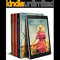 Amish Misfits: 3 Books-in-1: The Temporary Amish Nanny