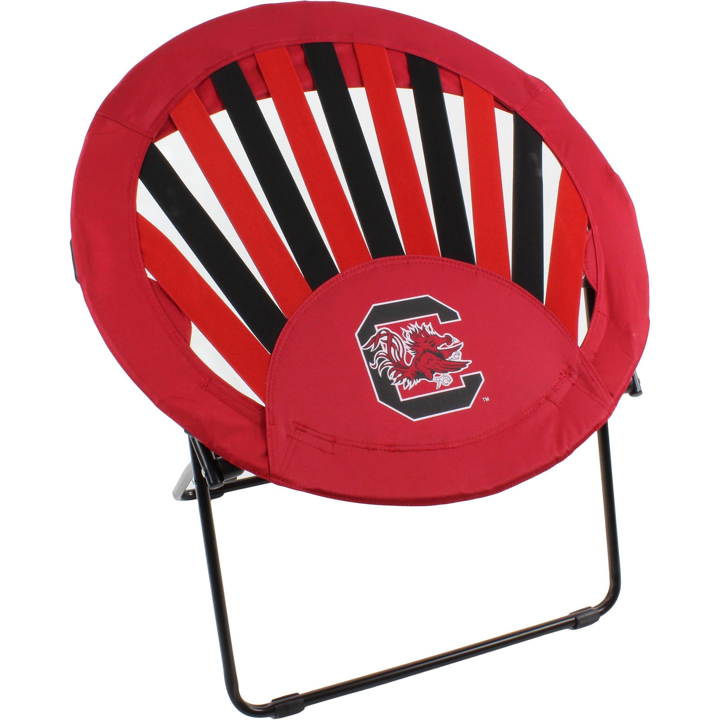 College Covers South Carolina Gamecocks NCAA Rising Sun Bungee Chair