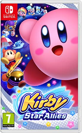 Kirby Star Allies: Nintendo: Amazon.es: Videojuegos
