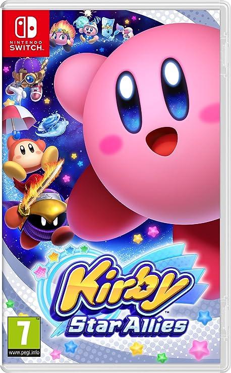 Kirby Star Allies: Nintendo: Amazon.es: Videojuegos