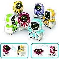 Silverlit -Pokibot - Mini robot interactif de poche - modèle aléatoire