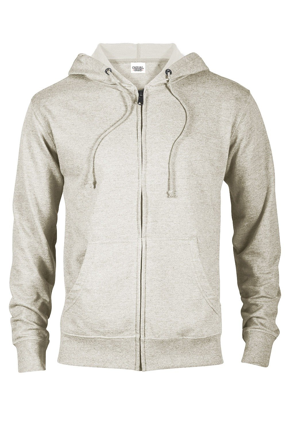 Casual Garb Hoodies for Men Heather French Terry