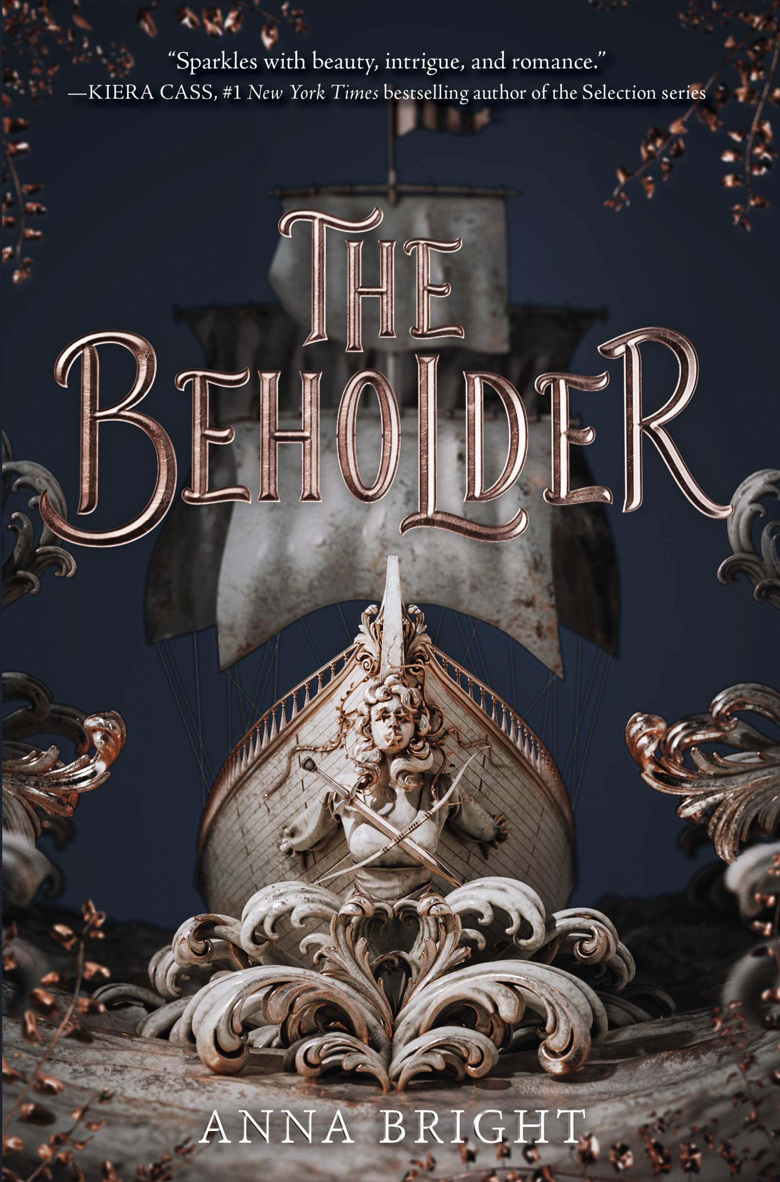 Amazon.com: The Beholder (9780062845429): Bright, Anna: Books