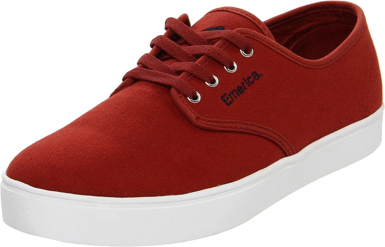 Amazon.com  Emerica Men s Laced Skate Shoe 6f9abb15c6