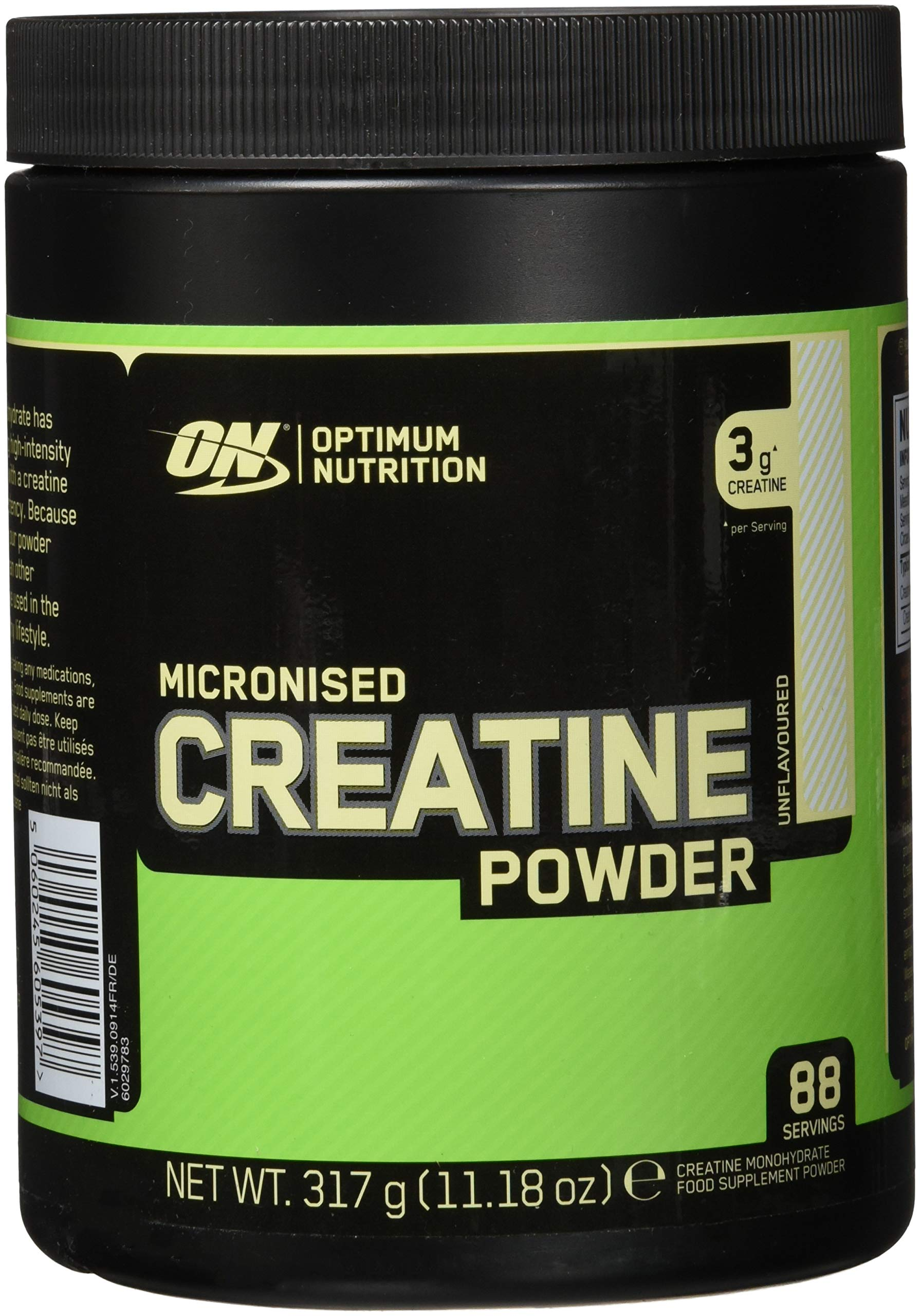 Optimum Nutrition Creatine, sin Sabor - 317 g product image