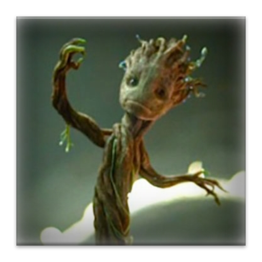 Amazon.com: Baby Groot Dance Wallpaper: Appstore for Android