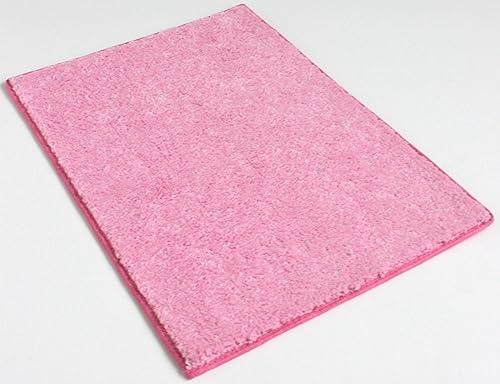 Koeckritz 9 X12 Oval Fairy Princess Pink 25.5 oz 1 2 Thick Plush Cut Pile Indoor Carpet Area Rug