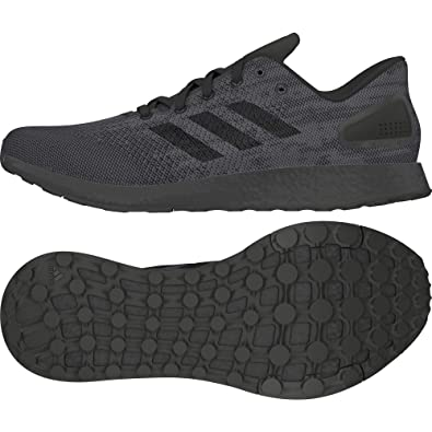 c525bb5abe8e5 Adidas Men s Pureboost DPR Ltd Running Shoes 10 10 M US Black  Buy ...