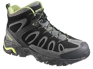 4b5bb0da6428 Hytest Men s Black Multisport Steel Toe Hiker ...
