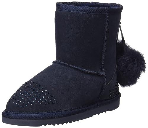 OCA LOCA 6602-48, Botines para Niñas, Azul (Marino), 31 EU: Amazon.es: Zapatos y complementos