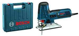 Bosch 7.2 Amp Barrel-Grip Jig Saw Kit JS572EBK